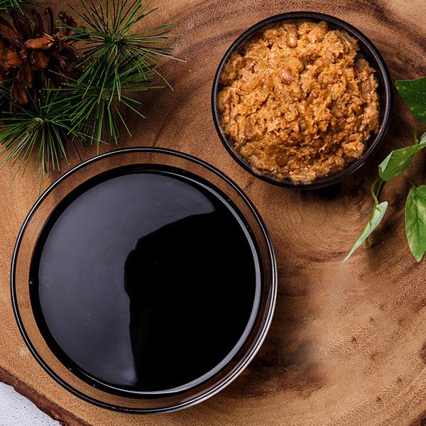 [순창 전통고추장 전수자가 우리농산물로 만든] 순창명인 우리콩 조선된장 1kg+조선간장 1.8L이식사
