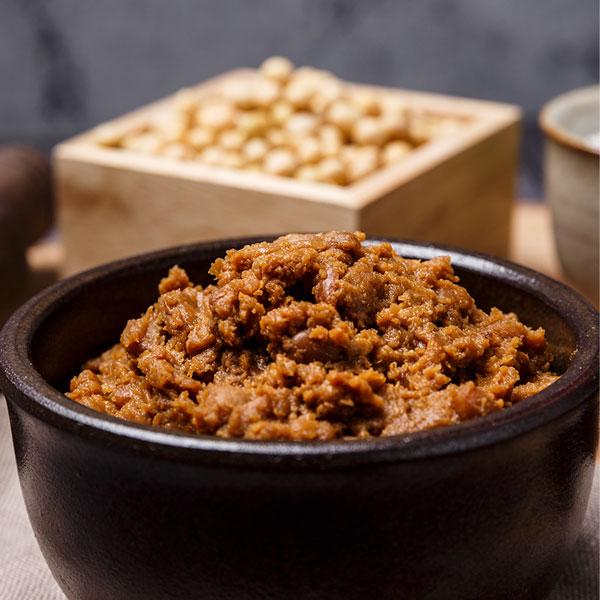 [순창 전통고추장 전수자가 우리농산물로 만든] 순창명인 우리콩 조선된장 3kg이식사