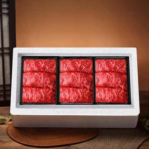 행복한목장 미국산 소고기 불고기 세트 600g*3팩
