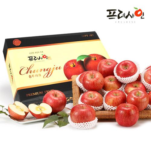 충북충주 갓딴 햇사과의 맛 프레샤인 충주사과 5kg/14~16과