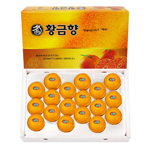 제주특산품 청정제주 황금향 3호(3kg/17~20과)