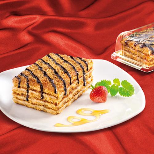 [유럽왕실에서 즐겨먹던] 말렌카 허니 케이크 100g*3박스이식사