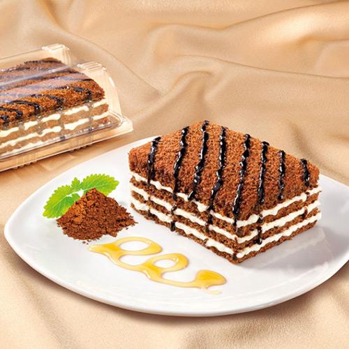 [유럽왕실에서 즐겨먹던] 말렌카 코코아맛 허니 케이크 100g*3박스이식사