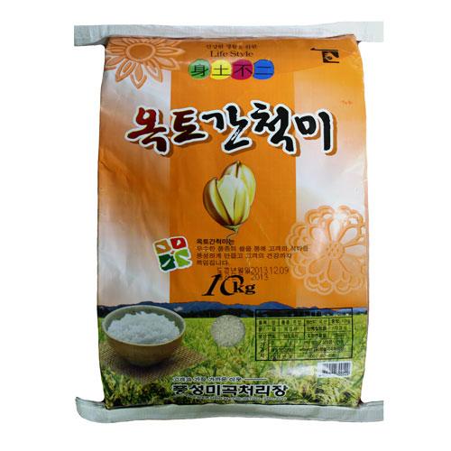 [전남영암] 2017년 해풍 옥토간척 10kg이식사