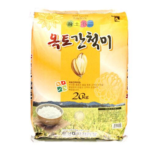 [전남영암] 2017년 해풍 옥토간척 20kg이식사