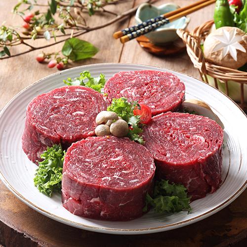 [정남진 장흥한牛] 장흥한우 불고기용 1kg/500g*2팩 / (1등급이상)이식사