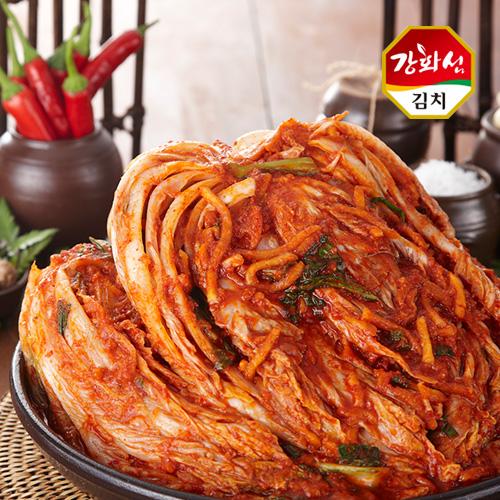 [강화특산물] 강화섬 포기김치 10kg이식사