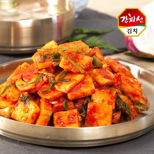 [강화특산물] 강화섬 순무김치 10kg이식사