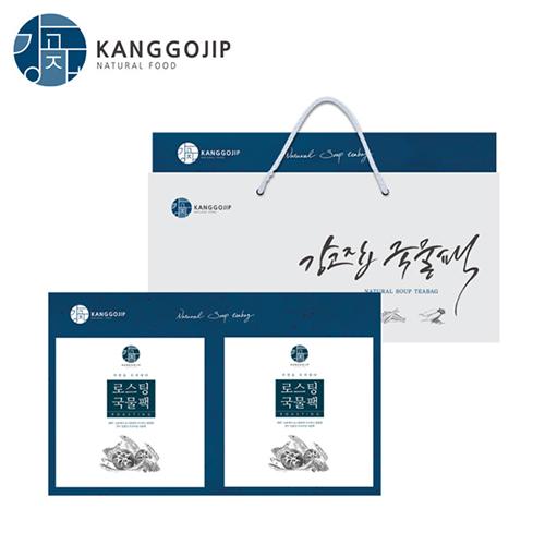 강고집 100%국내산 로스팅 국물팩 3호 선물세트