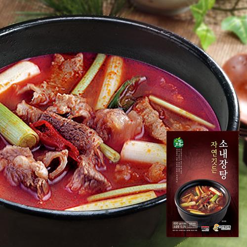 [선봉식품] 자연깃든 소내장탕 600g*10팩이식사