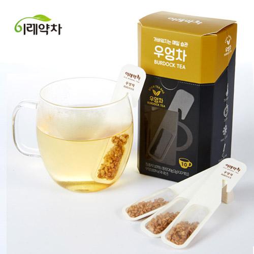 [이레약초] 가벼워지는 매일의 습관 우엉차 20g(2g*10개입)이식사