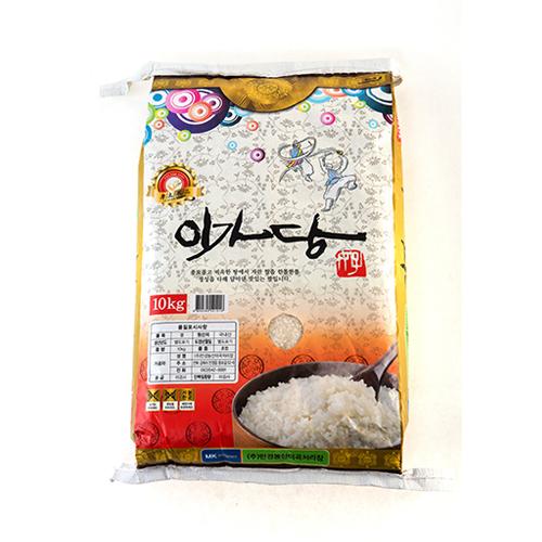 [전북김제] 2017년 신토불이 이가당 쌀 10kg이식사