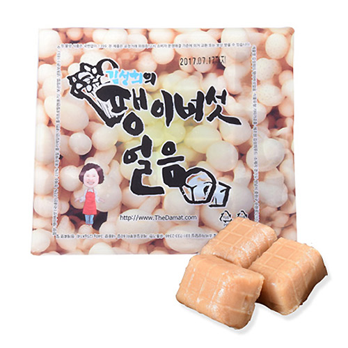 [김성희푸드] 내몸을 청소하는 팽이버섯얼음 (24g*14입)+8팩(+1팩증정) / 340g*9팩이식사