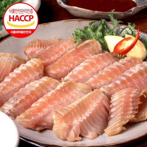 [나주수산] 톡쏘는 맛이 일품인 아르헨티나산 가오리찜 1kg이식사