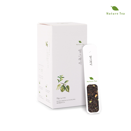 [Nature tea] 간편하게 품위있는 허브차! 얼그레이 차 15g(1.5g*10개입)이식사