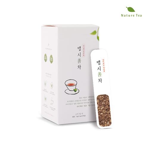 [Nature tea] 몸도 마음도 가뿐해지는 맵시善차 15g(1/5g*10개입)이식사