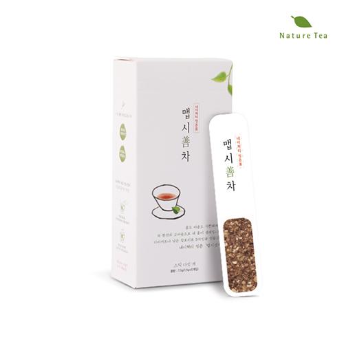 [Nature tea] 몸도 마음도 가뿐해지는 맵시善차 7.5g(1.5g*5개입)이식사